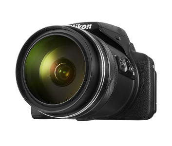 Nikon Superzoom 83-fach