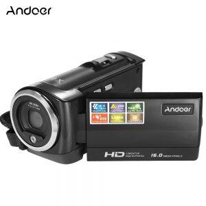 andoer ultra günstige vlog kamera