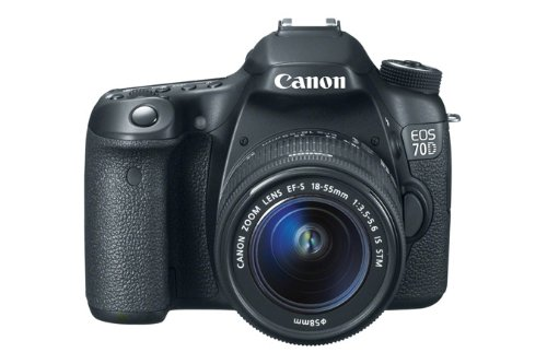 Canon EOS 70D Vlog Kamera günstig