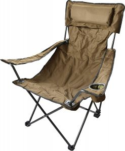 Platz 1: Camping-Stuhl
