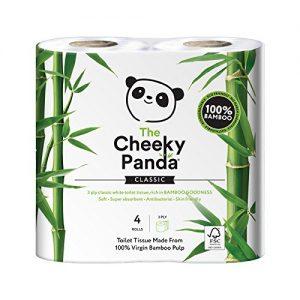 cheeky panda toilettenpapier
