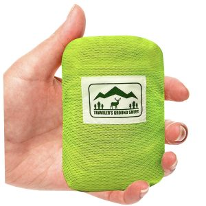 Traveler Pocket Decke