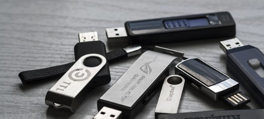 USB Stick für Urlaubsfotos