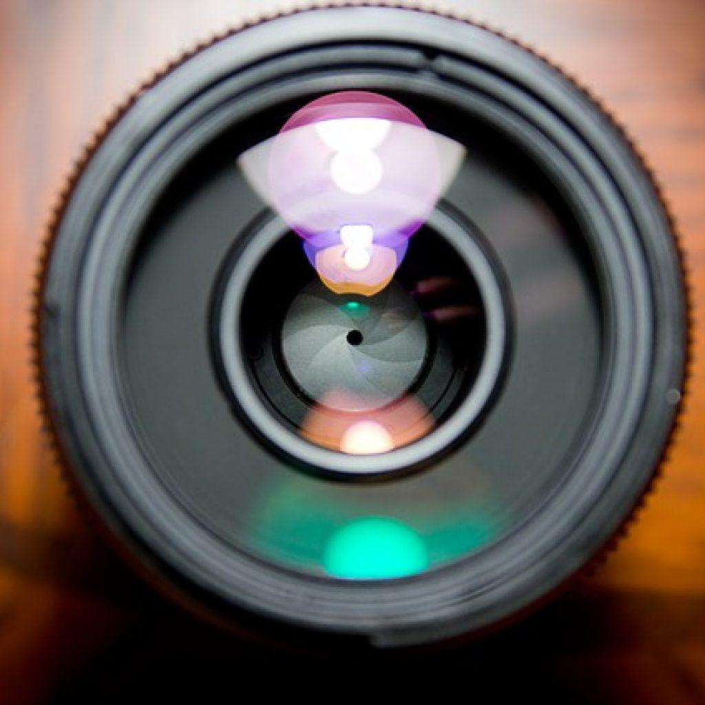 Optischer Zoom